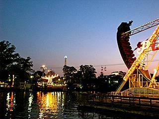Lake Winnepesaukah Amusement Park  © jeffgunn